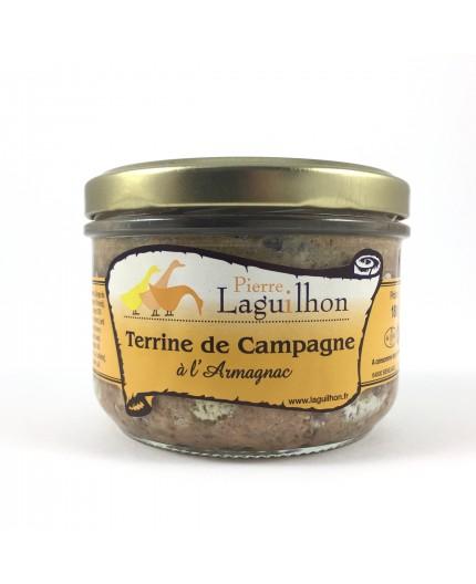 Paté de campaña al Armagnac Laguilhon