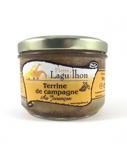 Paté de campaña al Jurançon Laguilhon