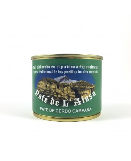 Paté de campaña de L'Ainsa