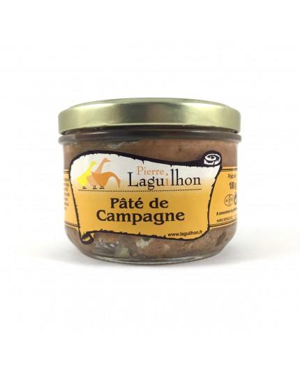 Paté de campaña Laguilhon