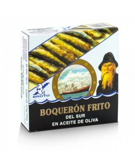 Boquerones del Sur fritos Broto