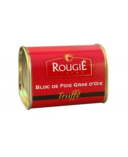 Bloc de foie gras de Oca trufado Rougie