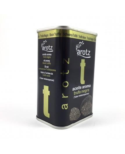 Aceite con aroma de trufa negra Arotz