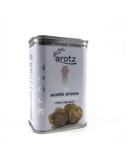 Aceite con aroma de trufa blanca Arotz