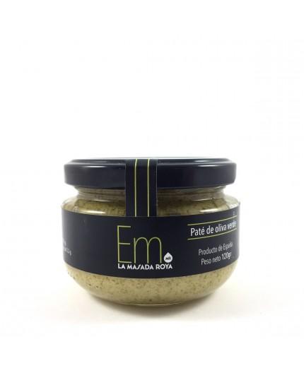 Paté de oliva verde Masada Roya