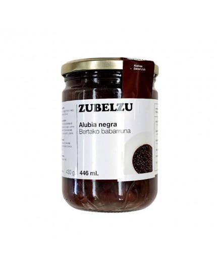 Alubia negra cocida Zubelzu