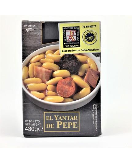 Fabada Asturiana El Yantar de Pepe
