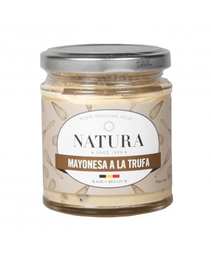 Mayonesa a la trufa Natura