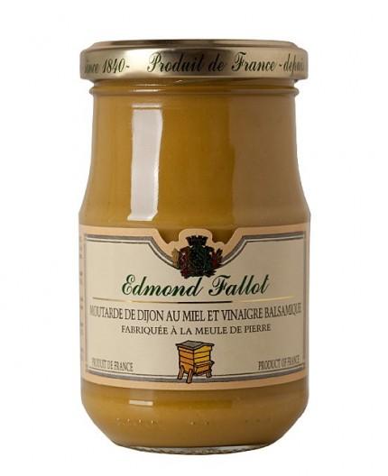 Mostaza con miel y vinagre balsámico Edmond Fallot