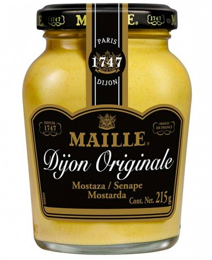 Mostaza Dijon Original Maille
