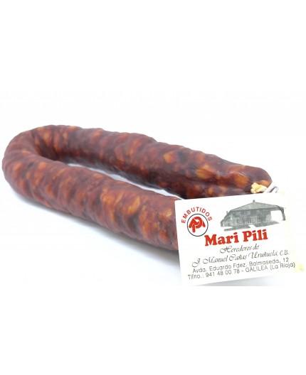 Chorizo Riojano Mari Pili (Dulce)