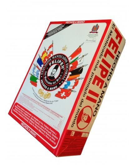 Mantecados Felipe II (caja 5kg)