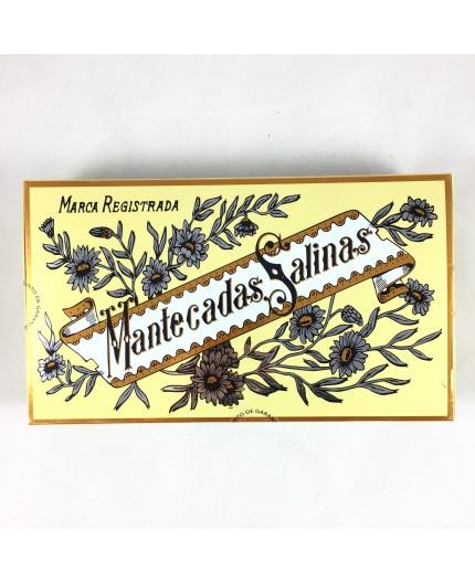 Mantecadas Salinas 20 unid.